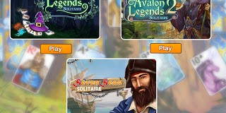 Solitaire Legends 3-in-1 Pack Full Version