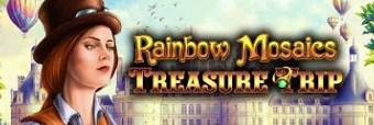 Rainbow Mosaics: Treasure Trip Full Version