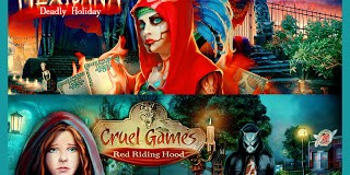 Cruel and Deadly Hidden Object 2 Pack Full Version
