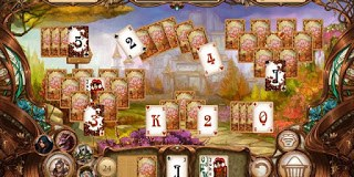 Snow White Solitaire Charmed Kingdom Free Download
