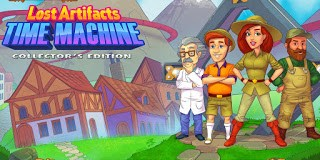 Lost Artifacts: Time Machine CE Free Download