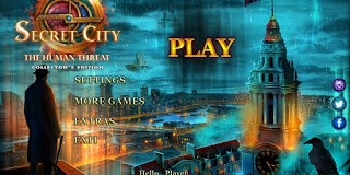 Secret City 3 The Human Threat Collectors Free Download Game