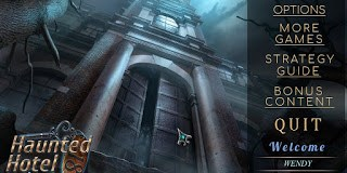 Haunted Hotel 18 Room 18 Collectors Free Download Game