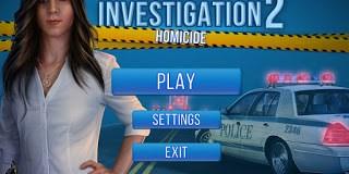 Hidden Investigation 2: Homicide Free Download Game