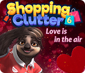 Shopping Clutter 6: Love is in the air Free Download Game
