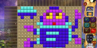 Fantasy Mosaics 40: Alien Abduction Free Download Game