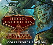 Hidden Expedition 19 The Price of Paradise Collectors Mini Games PC