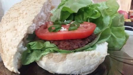 burger românesc
