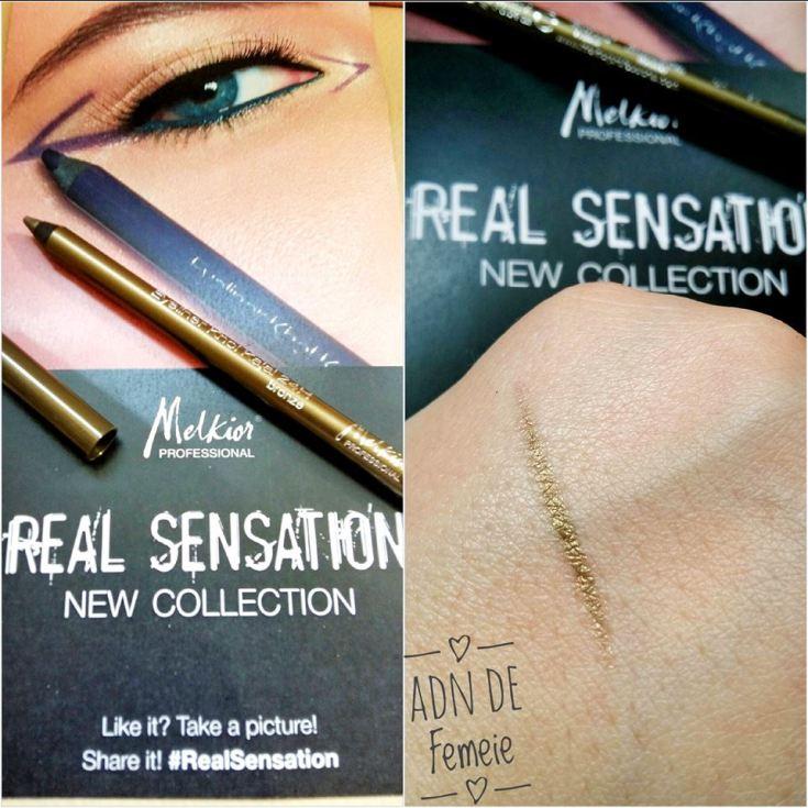 real sensation melkior