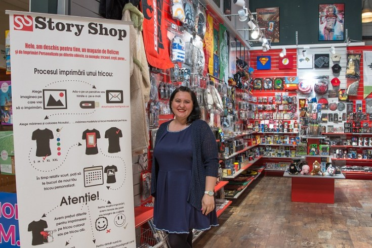story shop