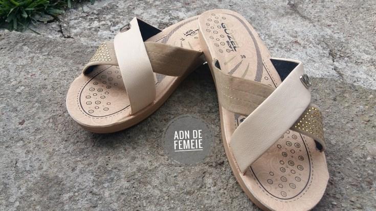 papuci maro