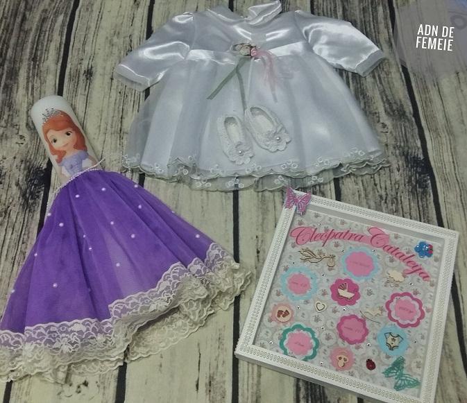 rochita de botez a fetitei