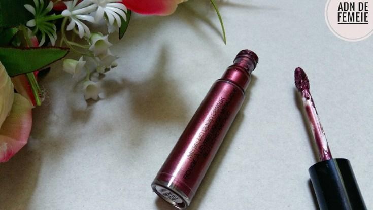 metalic lipstick melkior