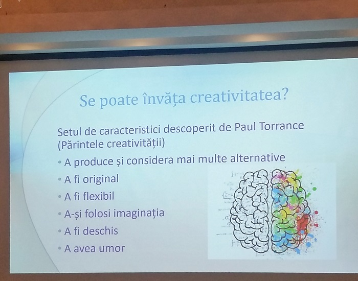 se poate invata creativitatea