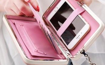 telefonul in portofel