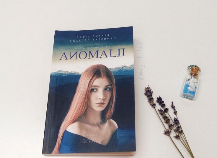 recenzia cărții Anomalii
