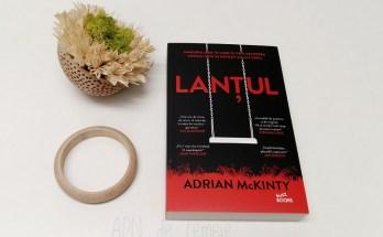 Recenzie Lanțul - Adrian McKinty