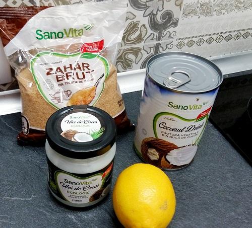 ingrediente chec umed cu cocos