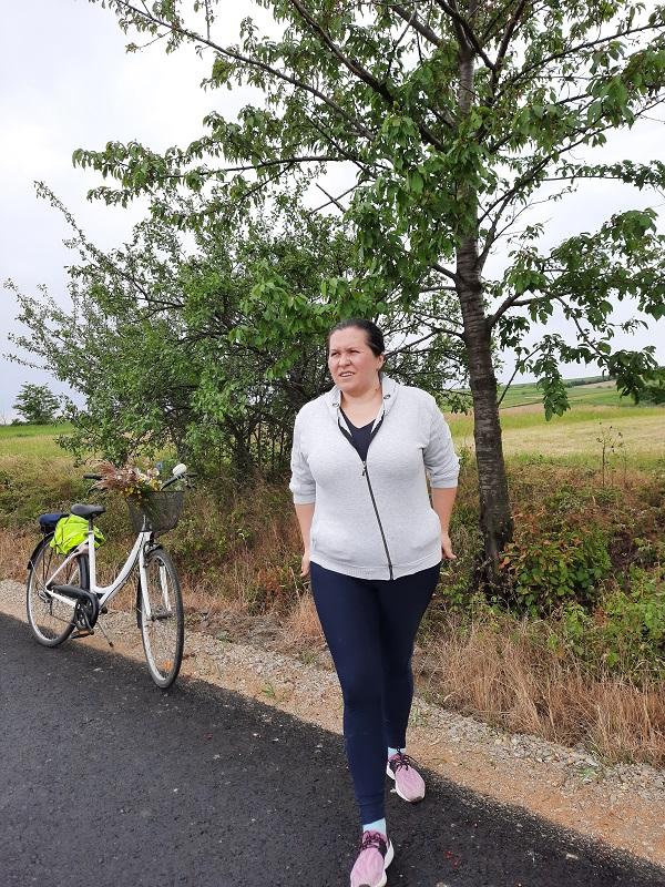 tinuta pentru plimbarea cu bicicleta