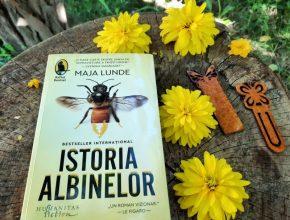 romanul istoria albinelor
