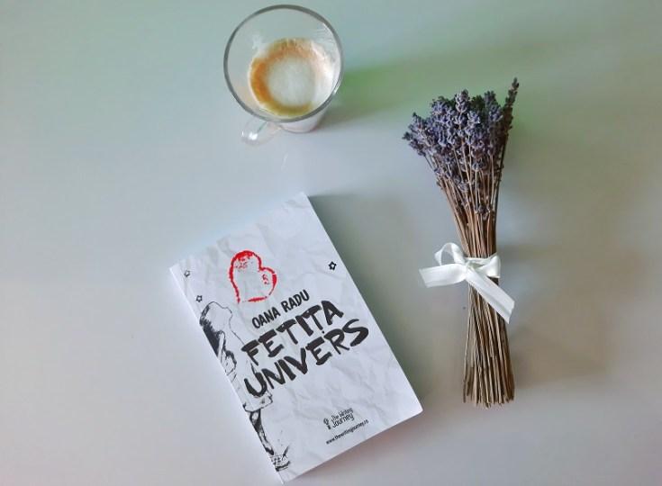 """Provocarea cărții #3 """"Fetița Univers"""""""