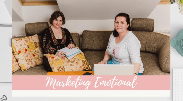 Crearea proiectului Marketing Emoțional