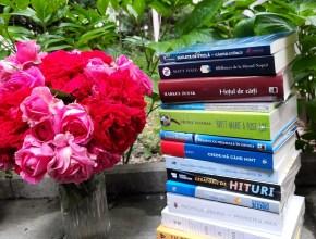 stiva de cărți pentru vara mea