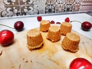 bomboane din unt de arahide