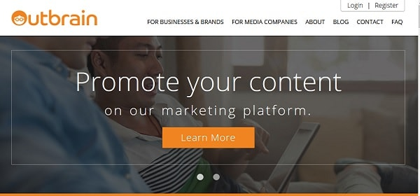 outbrain-best-native-ad-networks
