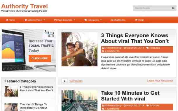 Screenshot-of-a-demo-page-created-for-travel-website-with-Authority-theme