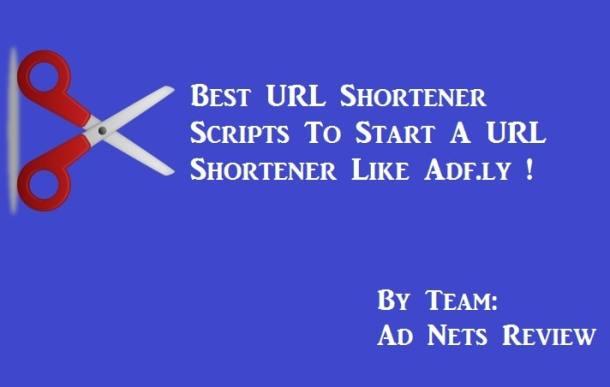 2 Best URL Shortener Scripts To Start A URL Shortener Like Adf ly