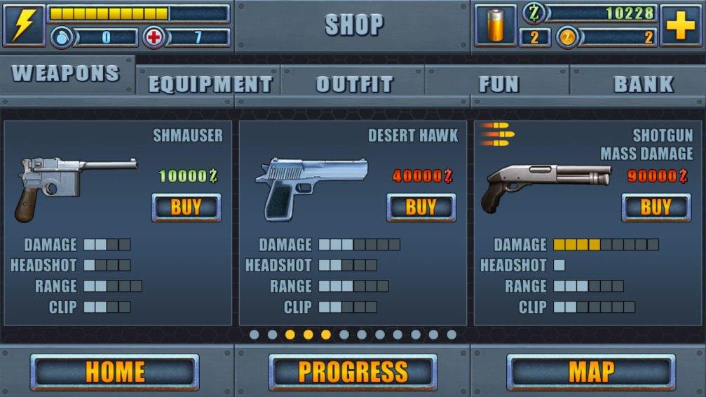 Dead-Route-Comprar-Arma