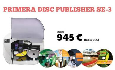 Primera Disc Publisher SE-3