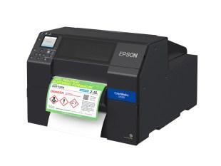 impresora epson colorworks c6000