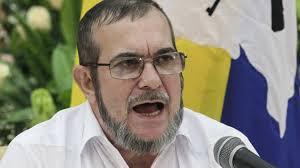 FARC DENUNCIA POCOS AVANCES EN ACUERDO DE PAZ