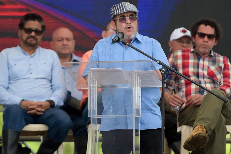 ADIÓS A LAS ARMAS: TIMOCHENKO. NO MAS ARMAS EN LA POLÍTICA. LAS FARC NO SE ACABAN