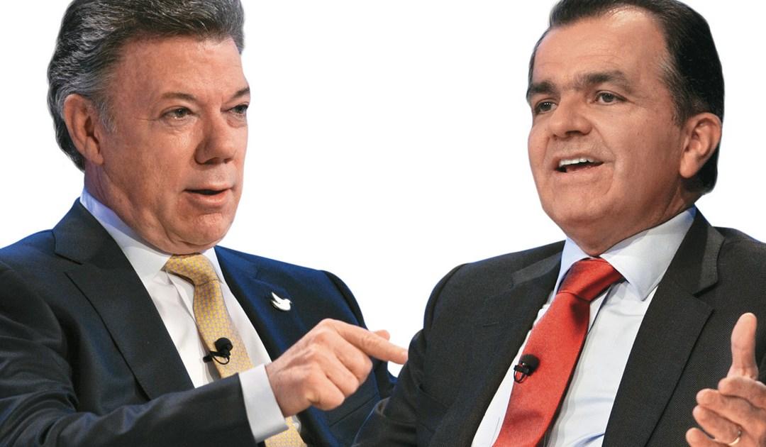EN LA CUERDA FLOJA CANDIDATURAS PRESIDENCIALES DEL 2014
