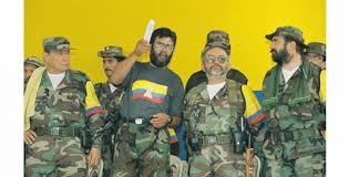 JEFES DE LAS FARC A RENDIR CUENTAS