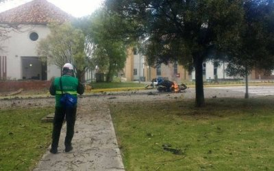 Terrorismo sacude a Bogotá. 10 muertos y mas de 60 heridos