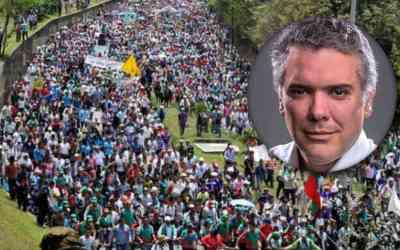 Presidente de Colombia busca consenso para ajustes a la JEP
