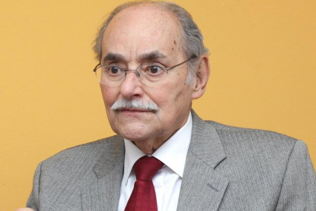 Murió Horacio Serpa Uribe.