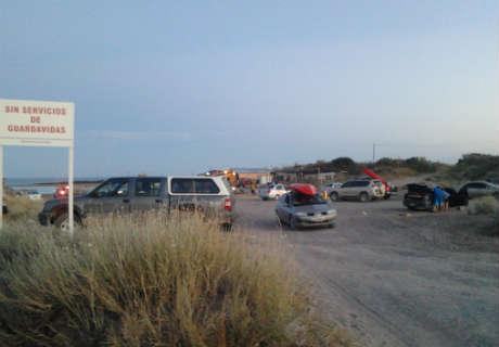 Un turista murió en el mar en Piedras Coloradas - ADN Río Negro (Sátira) (Comunicado de prensa) (Registro) (blog)