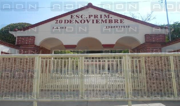 Emite IEEPO recomendaciones para evitar robos en escuelas durante receso escolar (21:30 h)