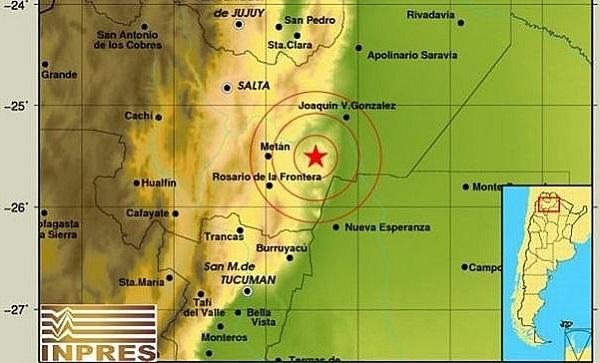 Temblor-Norte-Argentina