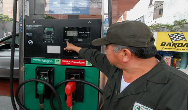 Gasolinas y diésel se venden hoy en un centavo menos (09:30 h)