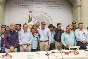 Gabino Gobernador - Desarrollo Micro Regiones 13