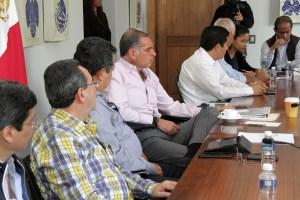 GCM - reunion de gabinete 06