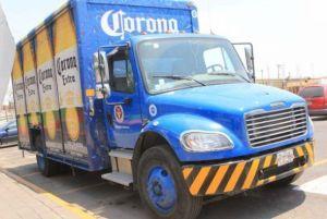 camion corona