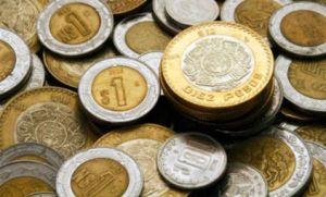 pesos y monedas