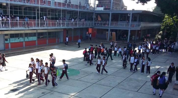 Este lunes, regreso escalonado a clases en Oaxaca (21:30 h)